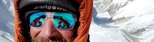 Álex Txikon en el Everest invernal. Feb2018