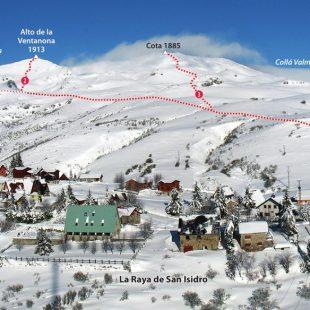 Canto de sirenas: Pico Torres - Valmartín