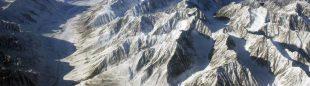 Gora Pobeda (Pik Pobeda), 3.003 m en Siberia