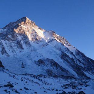 El K2 desde el sur