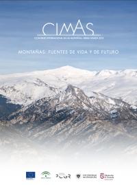 Cartel oficial del Primer Congreso Internacional de las Montañas Cimas