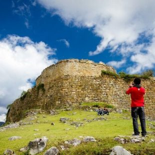 Fortaleza de Kuélap, Perú.