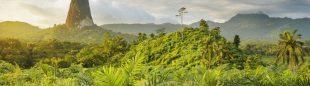 Aguja del Cao Grande, el proyecto de Iker y Eneko Pou en Sao Tome y Príncipe. 2018
