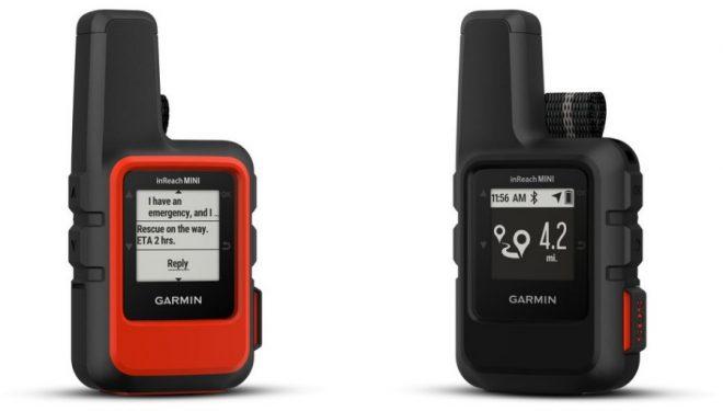 Dispositivo de comunicación por satélite inReach® Mini de Garmin