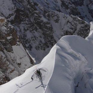 Rescate de los alpinistas Bruce Normand y Miller Timothy en el Ultar Sar. También se ha recuperado el cuerpo de su compañero Christian Huber. 2018