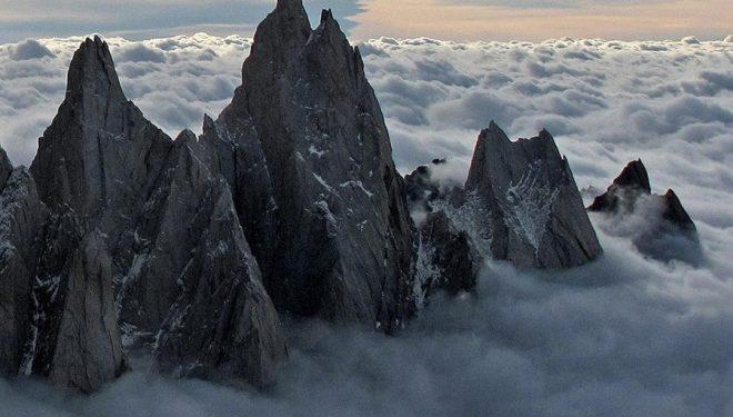 Agujas de l'S, Saint-Exupéry y Rafael Juárez (Patagonia)