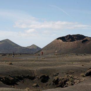 Volcanes de Lanzarote. Lavatrail 2011