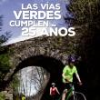 Apertura reportaje Vías Verdes de la revista Grandes Espacios nº 246. Especial Cicloturismo.
