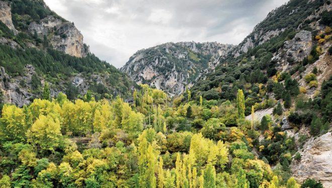 Cueva del Agua en Jaén en la Torre de Segura