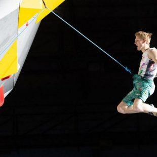 Jakob Schubert, ganador del Campeonato del Mundo Dificultad 2018