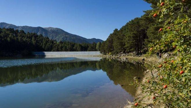 Ruta de senderismo: Lago de Engolasters