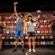 Jernej Kruder y Miho Nonaka, Ganador y ganadora del Adidas Rockstars 2018