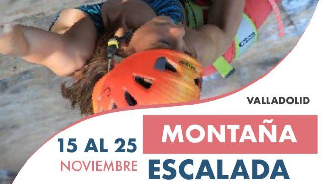 I Semana de montaña y escalada de Valladolid