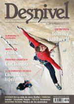Portada de la revista Desnivel nº 388
