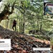 Monte Hijedo. Apertura del artículo publicado en la revista Grandes Espacios Especial Otoño.