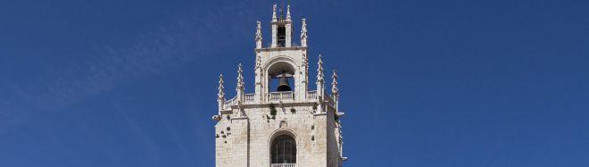 Catedral de San Antolín. Ruta del Románico en el Canal de Castilla