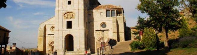 Iglesia de San Hipólito el Real. Ruta del Románico en España