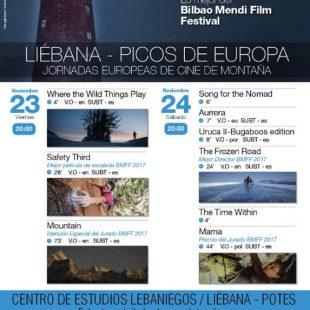 Cartel del Mendi Tour Liébana