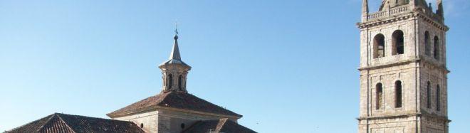 Santa María de la Asunción de Dueñas. Ruta del Románico en el Canal de Castilla