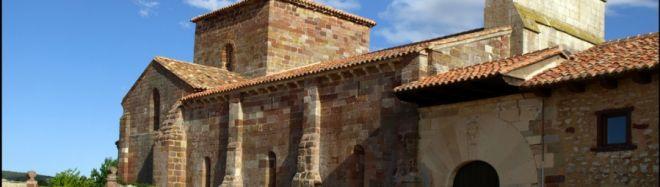 Santa María de Mave. Ruta del Románico en el Canal de Castilla