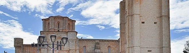 Santa María la Mayor. Ruta del Románico en el Canal de Castilla
