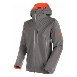Chaqueta Nordwand HS Flex Hooded de Mammut.