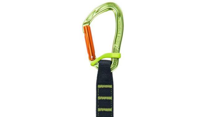 Cintas exprés Nimble Fixbar Set de Climbing Technology.