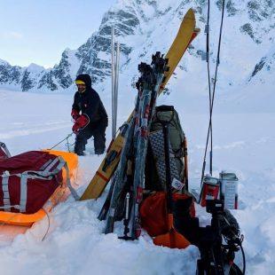 Lonnie Dupre abandona el Mt Hunter