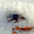 Daniele Nardi y Tom Ballard, obligados a cavar en el Nanga Parbat invernal