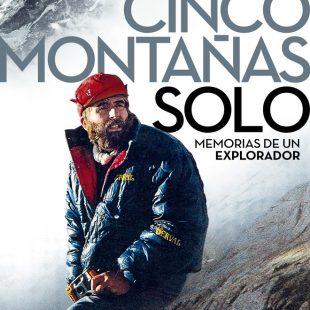 Cinco montañas solo por César Pérez de Tudela