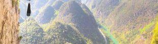 Vistas de Edu Marín desde 'Valhalla' (Getu, China)