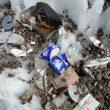 La expedición Keep Karakorum Clean 2011 limpia de basura del Gasherbrum II  (EvK2Cnr / Montagna.tv)