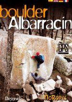 Boulder Albarracín.  por Norop.es. Ediciones Desnivel