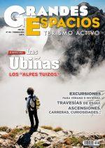 Portada de la revista Grandes Espacios nº 196. Especial Las Ubiñas. [WEB]  ()