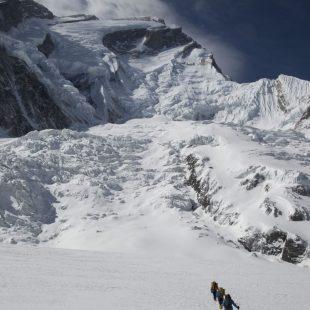 Carlos Soria da por concluida la aclimatación en el Annapurna tras acenso al Campo 2. Marzo 2015  (Carlos Soria / BBVA)