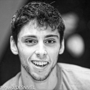 Jonatan Flor quedó sexto en la 3ª prueba Copa España Escalada Bloque 2014 celebrada en The Climb