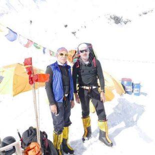 Peter Hámor y Horia Colibasanu