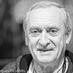 Krzysztof Wielicki. 2016  (©Darío Rodríguez)