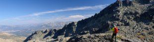 Lagunas del Trampal en la Sierra de Gredos  ()
