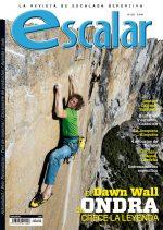 Portada de la revista Escalar nº 105.  ()