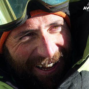 Alex Txikon en su intento de ascenso al Everest sin oxígeno el pasado invierno (2016-2017).  (©Avista Multimedia)