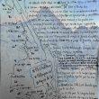 "Croquis de ""HAIZEA"" 7b/+/60º/550 m a la ""Aguja de la S"" en el cordal del Fitz Roy (Patagonia)"