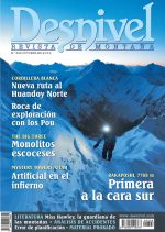 Revista Desnivel 399. Octubre 2019